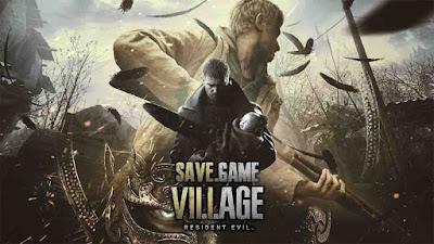 resident evil village 100 save file