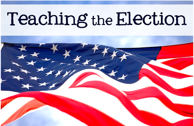 meet the presidential candidates for elementary students ...
