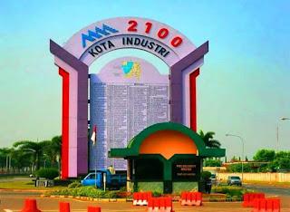 Kawasan Industri MM2100