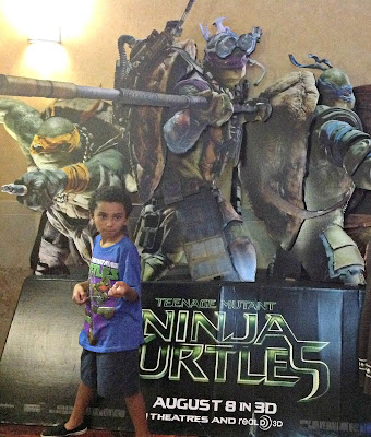 TMNT Miami Screening Teenage Mutant Ninja Turtles