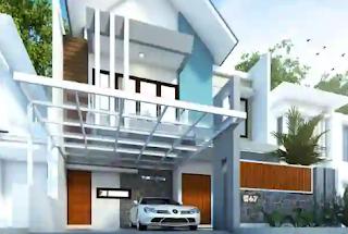 Model Rumah Impian Untuk Keluarga Besar