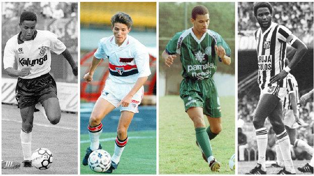 Paulo Sério, Juninho Paulista, Djalminha e Chulapa: os craques dos anos 80 e 90 - Fotot da ESPN