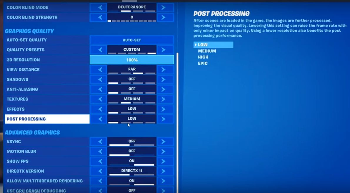 Fortnite Won't Close Task Manager Dtg Reviews Settings To Improve Fix Fortnite Season 3 Frame Rate Drops