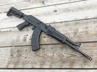 Custom-Romanian-AK-Adjustable-Stock-Scope-Mount