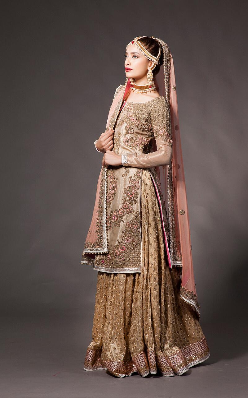 Fahad Hussayn Pakistani Bridal Wear