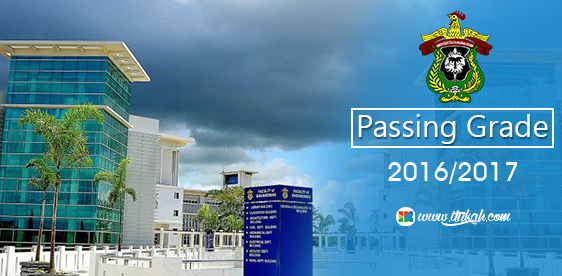 Passing Grade UNHAS 2017 (Universitas Hasanuddin)