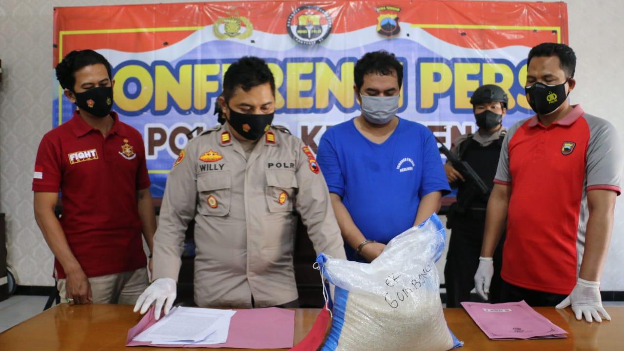 Juragan Beras di Gombong Ditipu Residivis, Kerugian Capai Rp 77 Juta