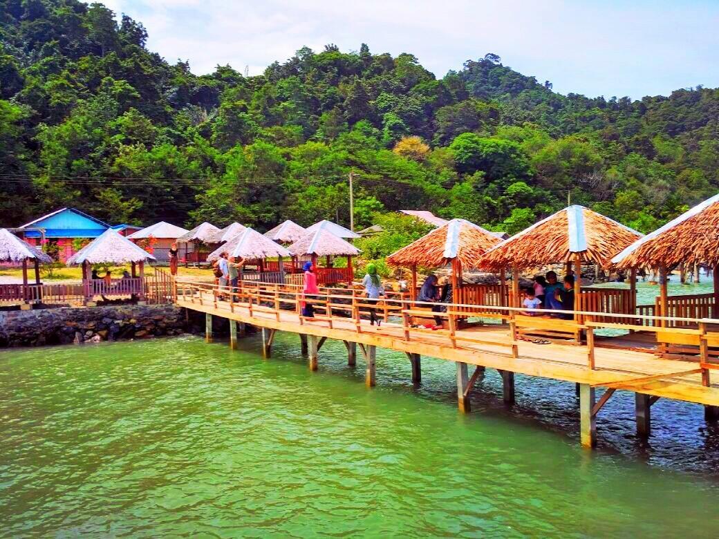 Panorama Pantai Lhok Seudu Merupakan Destinasi Wisata Yang Sedang Hits Di Provinsi Aceh Travellink Indonesia