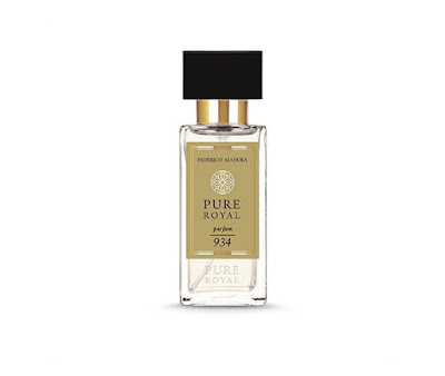Gourmand Delikatny Kwiatówy Zapach Unisex Perfumy FM 934 PURE Royal Kup online Niskie ceny Rabaty Sprzedaż Odpowiedniki