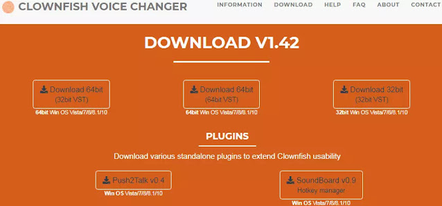 Cara Menggunakan Clownfish Voice Changer di Discord-1