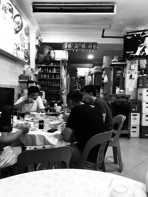 Lao You Ji Seafood Restaurant, Outram Road