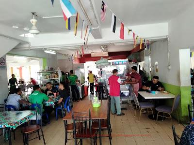 Restoran Pak Ya Nasi Ayam, Kuah Langkawi