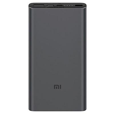 Външна батерия Xiaomi Mi Power Bank 3