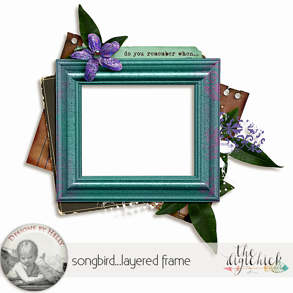 .::Freebie...Layered Frame::.