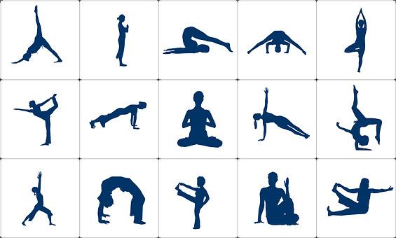 Yoga Pose and Tips