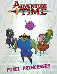 Adventure Time: Pixel Princesses Comic