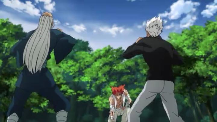 Installc Site Pembahasan One Punch Man Season 2 Episode 12 Garou Vs Bang Dan Kakaknya