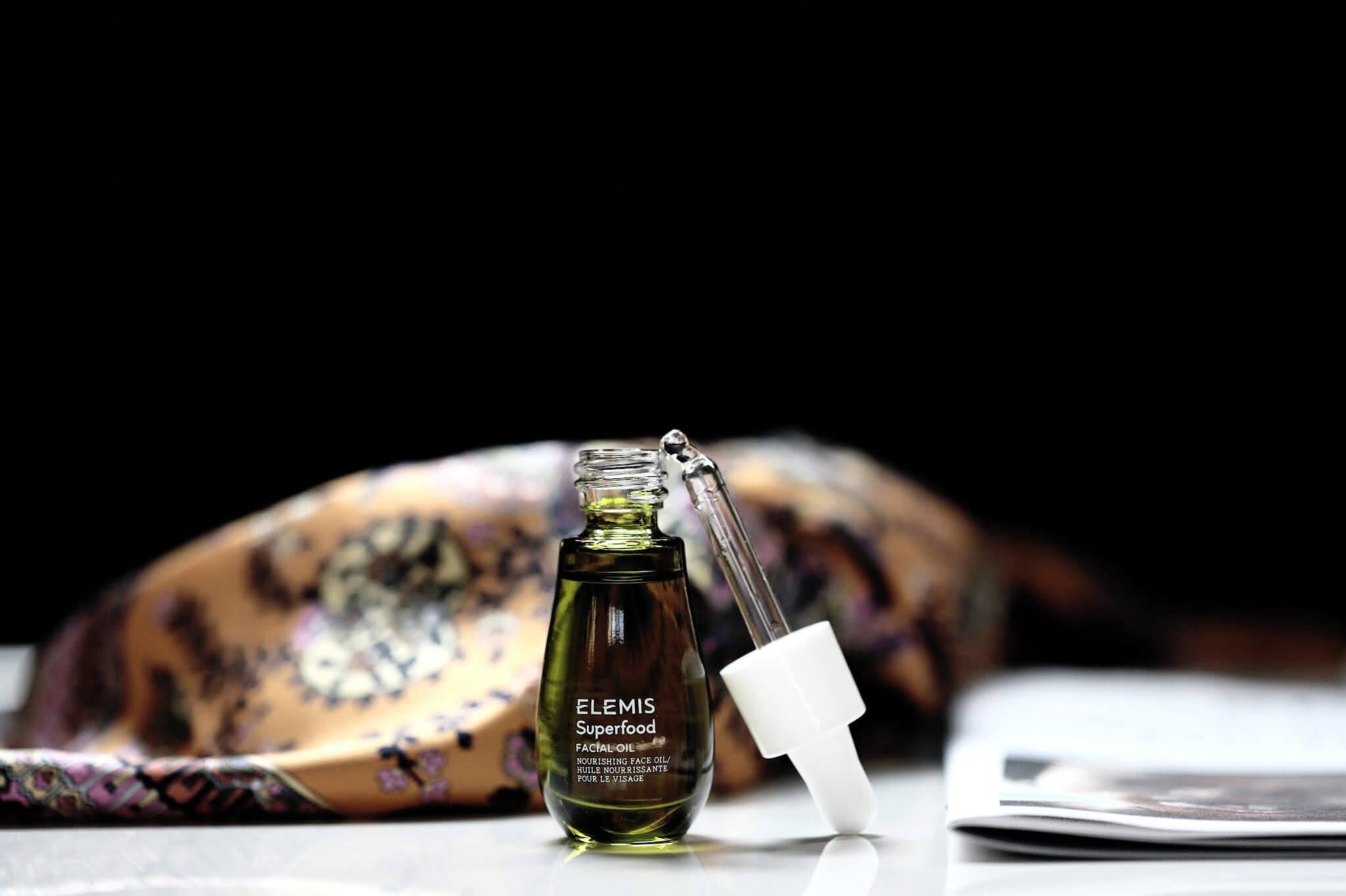 elemis superfood huile visage