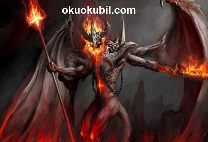 Rüyada Şeytan Görmek Ne Manadadır?