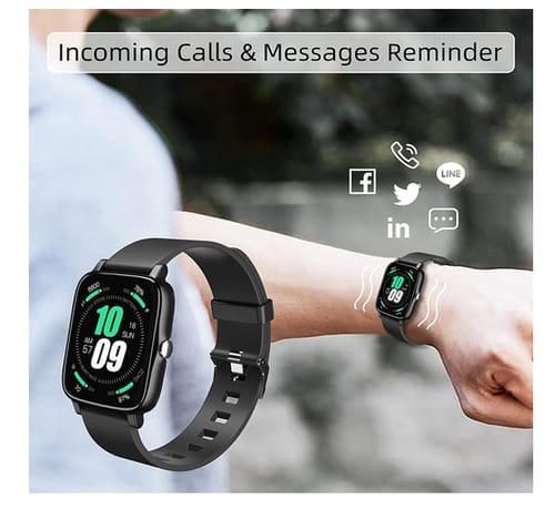Tanzato S80 HD full color touch screen Smart Watch