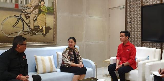 Gibran Diusung PDIP, Pengamat: Pernyataan Jokowi Dan Megawati Soal Dinasti Politik Omong Kosong