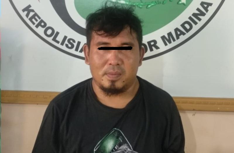 Berstatus DPO Dan Residivis, Sobar Kembali Terjerat Kasus Narkoba Jenis Sabu
