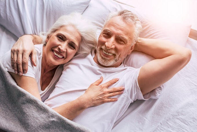 How do you grow old with your partner and still keep the love glowing.?