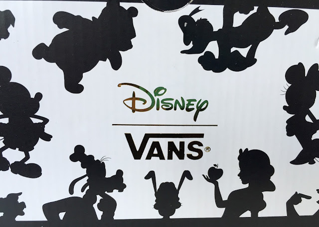 Disney Vans Collaboration