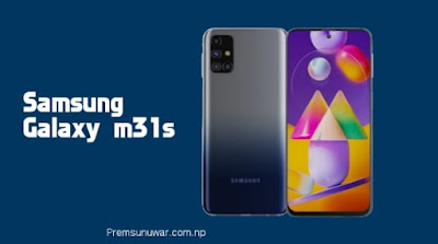 Samsung galaxy m31s full specifications (price in india)
