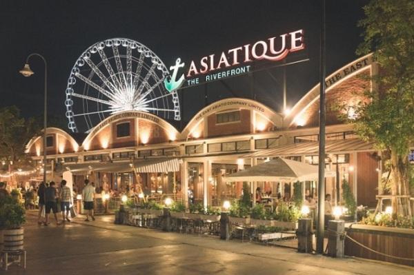 Náo nhiệt tại chợ đêm Asiatique The Riverfront