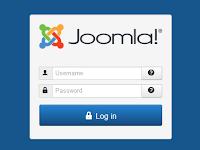 Memahami Navigasi Menu Administrator Joomla -Tutorial Joomla