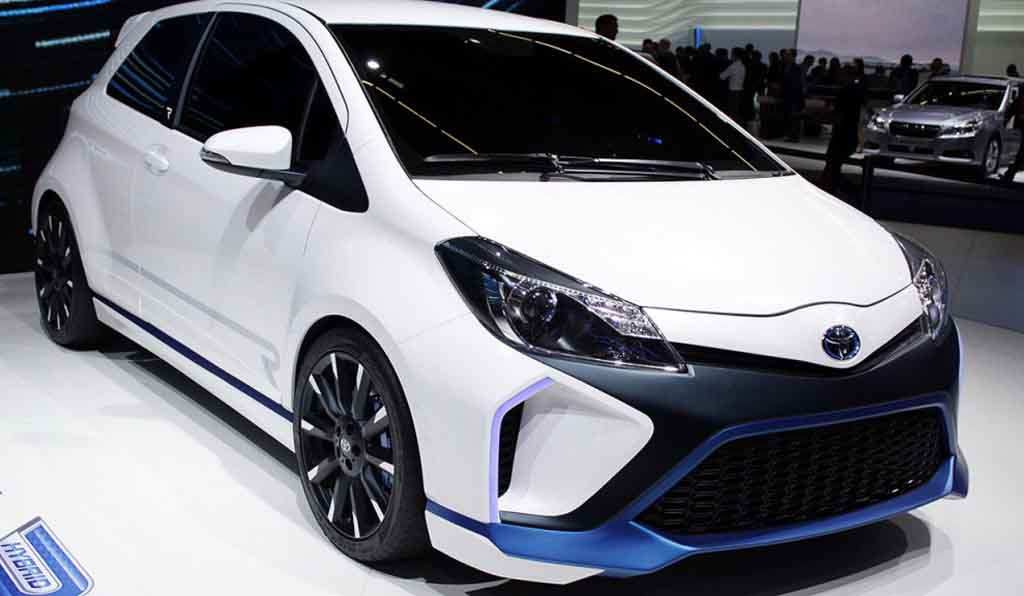 2016 Toyota Yaris Engine And Fuel Economy
