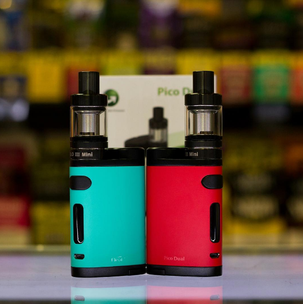 Eleaf Pico Dual with MELO III Mini Kit Review