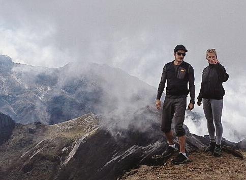 Rucu Pichincha Besteigung