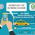 Consulta antes de abordar un Taxi en Chiapas