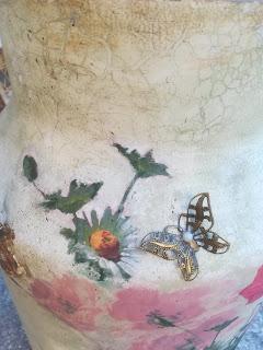 lechera decorada