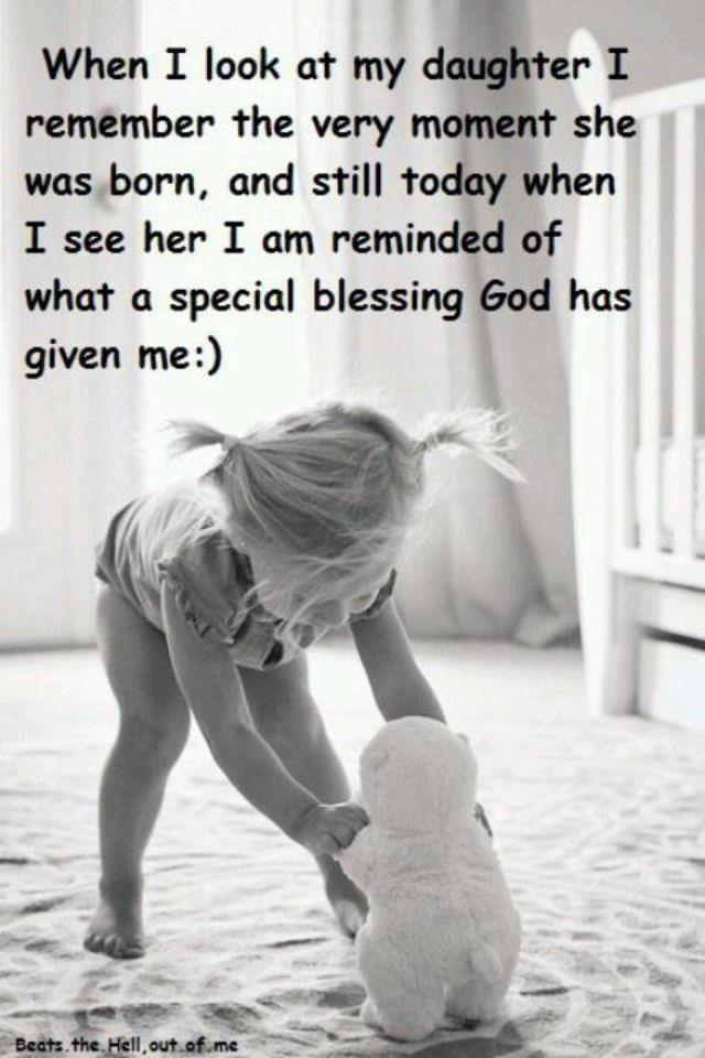 blessing God