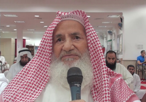 الشيخ عبد الرحمن عبد الخالق في ذمة الله