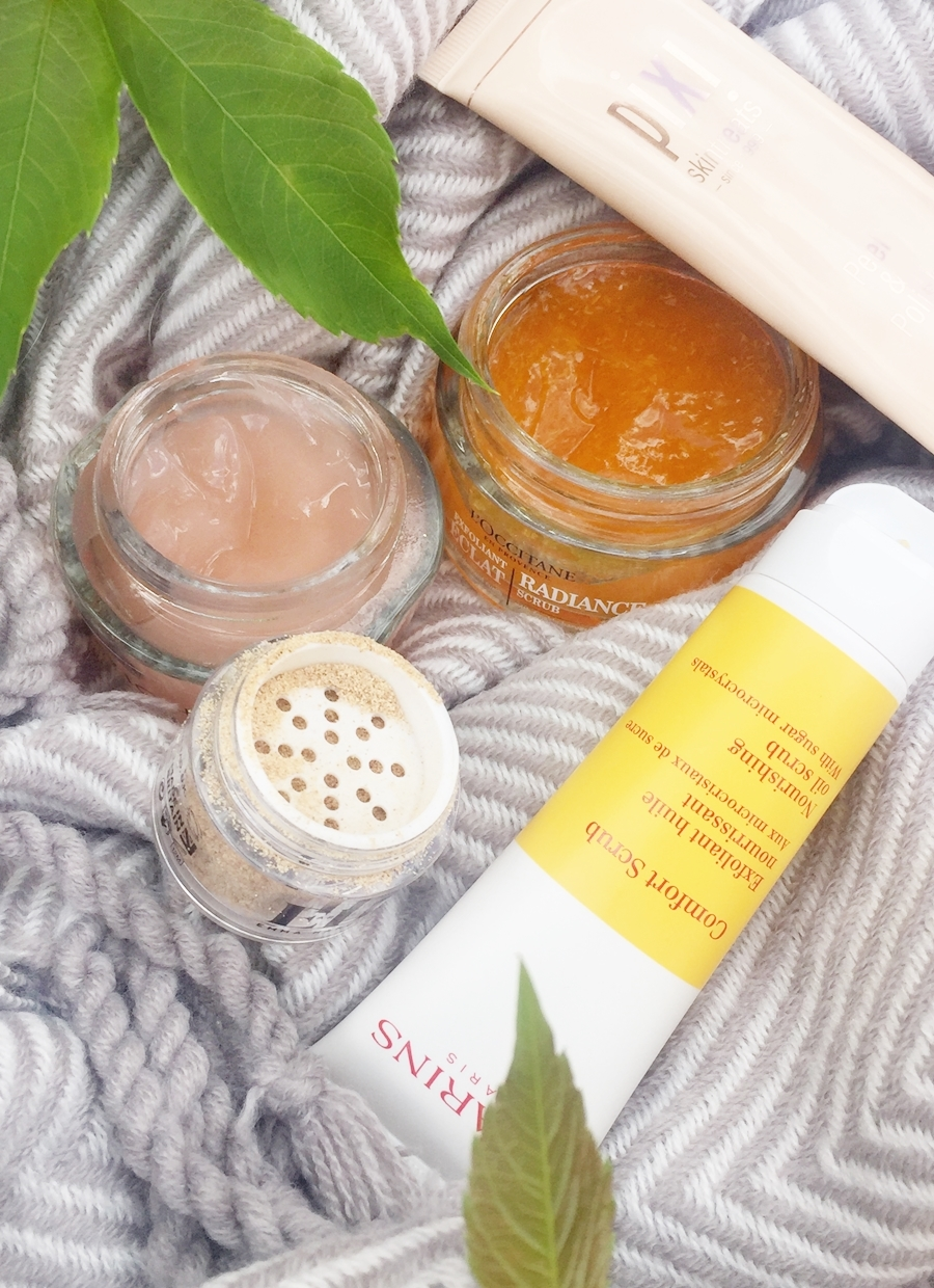 The Best Physical Face Scrubs That Won T Damage Your Skin Makeup Savvy Makeup And Beauty Blog