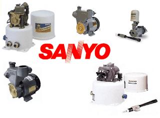 Harga Pompa Air Sanyo Terbaru dan Terlengkap 2018