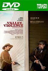 El valle de la venganza (2016) DVDRip