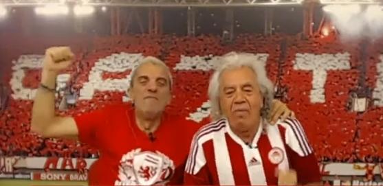Τάκης & Άκης στήνουν γλέντι για το 45ο (video)