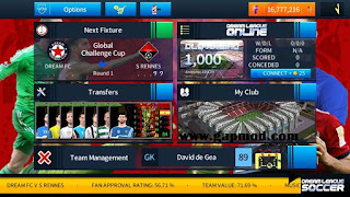 DLS 18 mod spesial global cup 2018 russian apk + workplace work + obb