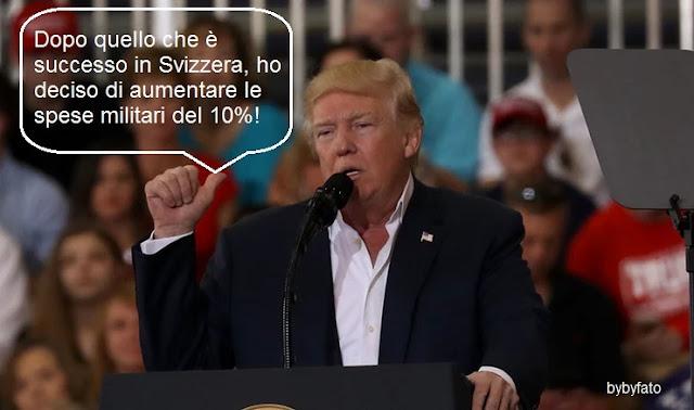 #Trumpswitzerland