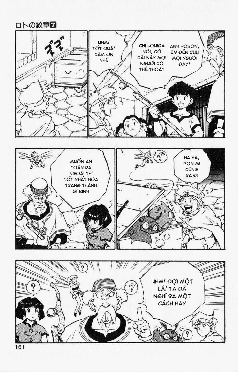Dragon Quest: Emblem of Roto chapter 25 trang 49