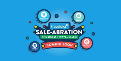 TRAVELOKA SALE-ABRATION 2019