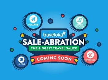 TRAVELOKA SALE-ABRATION 2019 DATANG LAGI