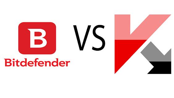 Bitdefender and Kaspersky