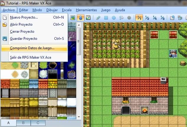 Rpg Maker Vx Ace Crear Un Instalador Programa Videojuegos