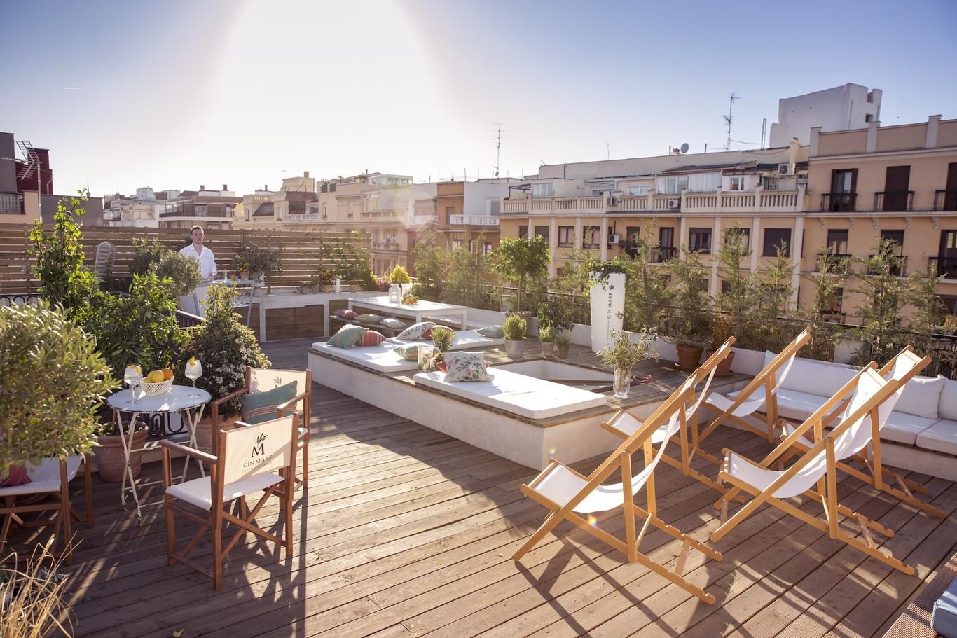 Portal de dise o y decoraci n med rooftops las terrazas for Terrazas urbanas diseno